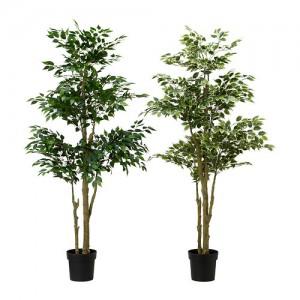 Искусственное растение в горшке Фикус Бенджамина 170 см