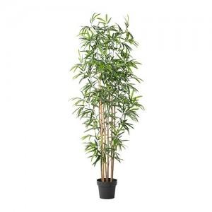 Искусственное растение в горшке Бамбук 175 см