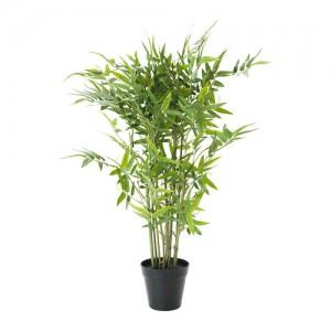Искусственное растение в горшке Бамбук 63 см