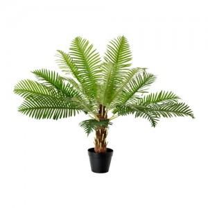 Искусственное растение в горшке Пальма 70 см
