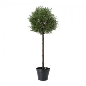 Искусственное растение в горшке Кедр 85 см