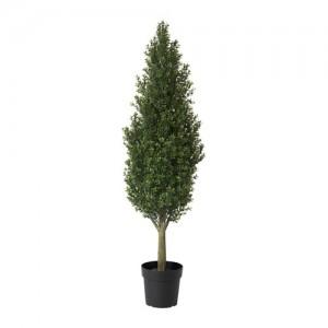 Искусственное растение в горшке Туя 140 см