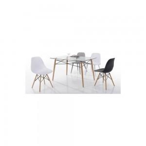 Стол прямоугольный Eameas (стекло)