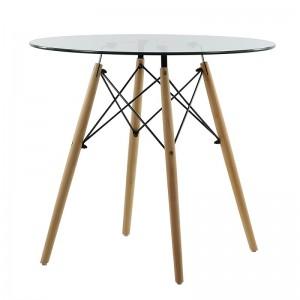 Стол Eames (стеклянный)