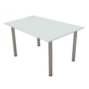 Стол белый 160х80