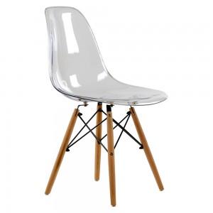 Стул Eames (прозрачный)